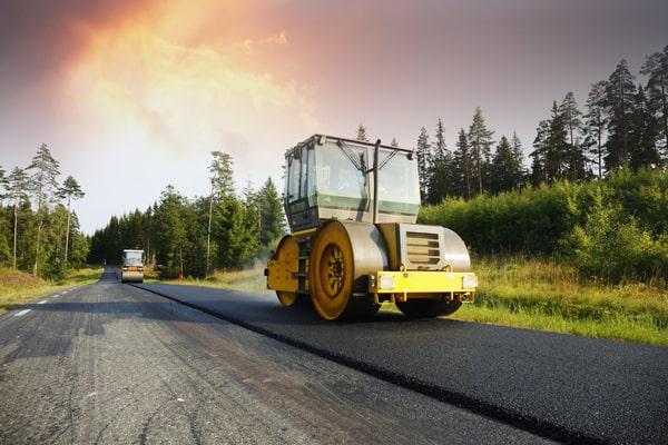Det behövs mycket asfalt i Göteborg